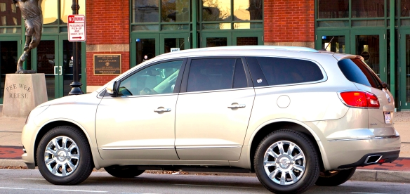 Yes, but: For every one of its strengths, the Buick Enclave has a corresponding weakness. Buick photo.