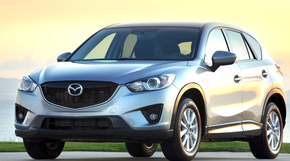 The CX-5 embodies Mazda�s Kodo �soul of motion� design, for �a striking stance and an illusion of constant motion, sure to turn heads even when it's sitting still.� Mazda photo